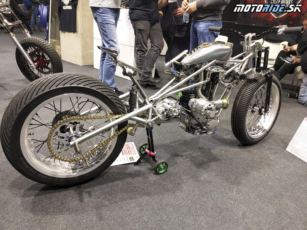 môj favorit na bike of show - Motor Bike Show Verona 2017