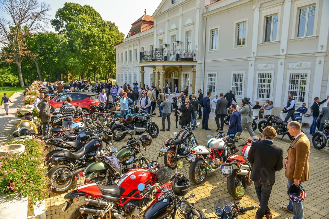 The Distinguished Gentleman's Ride 2016, Bratislava