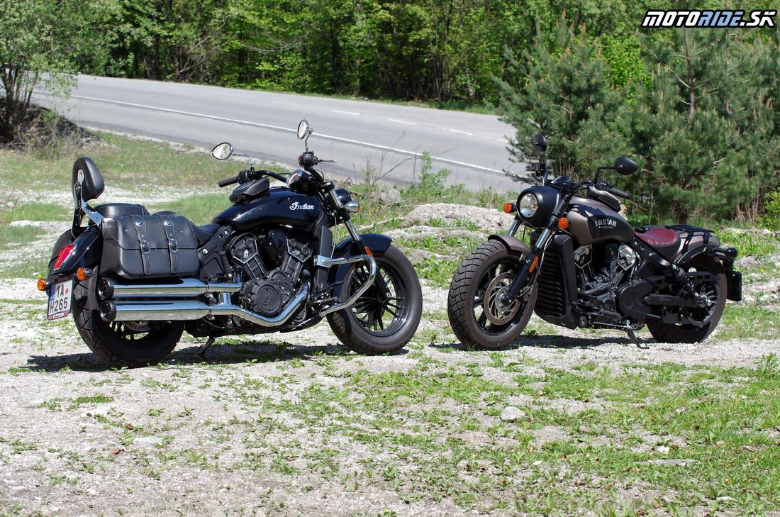 Indian Scout Sixty a Scout Bobber 2018