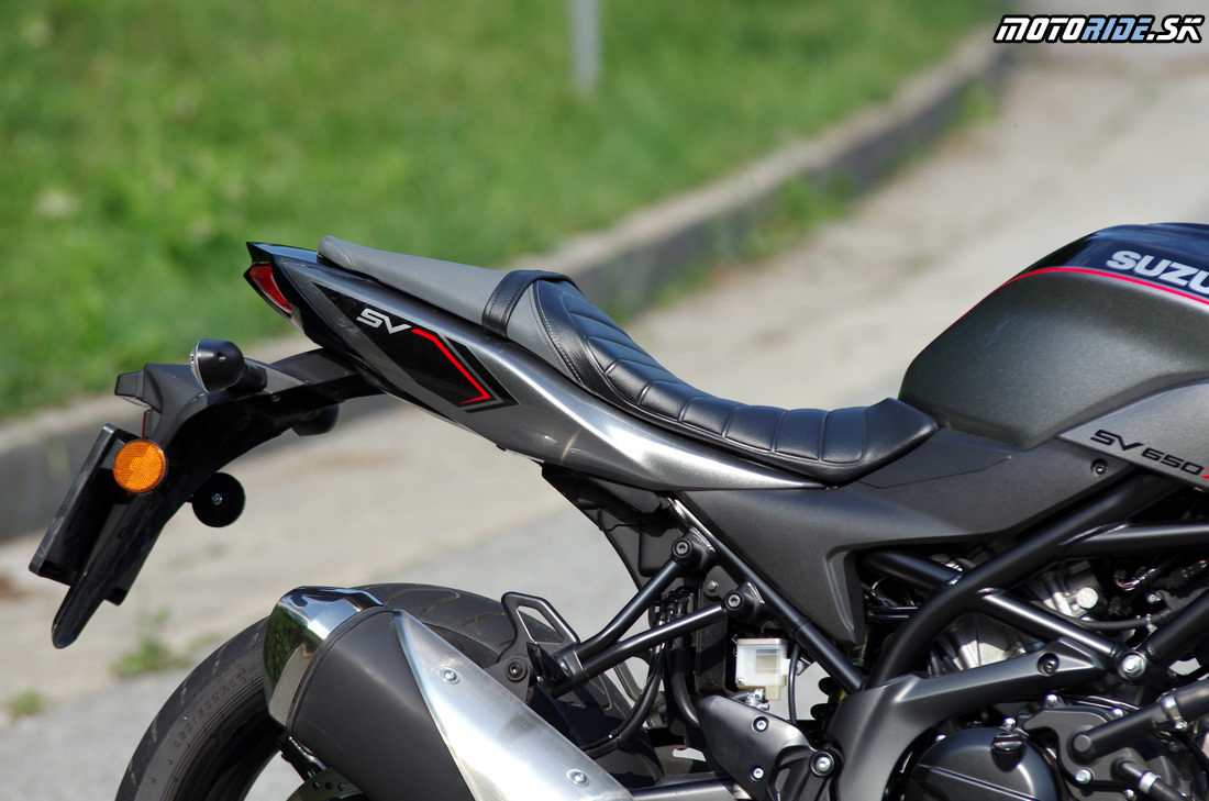 Suzuki SV650X 2018 - Head-cleaner