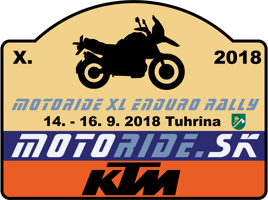 Motoride XL Enduro Rally 2018