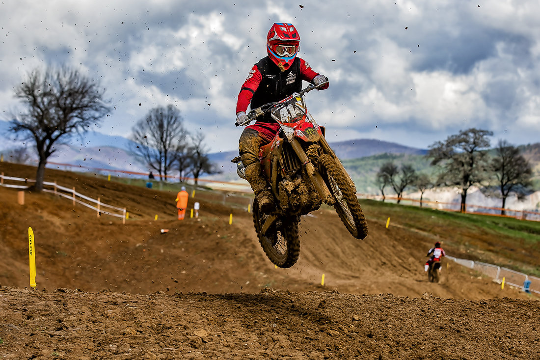 Struk MX2 junior