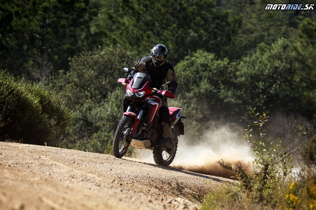 Honda CRF 1100 L Africa Twin a Adventure Sports 2020
