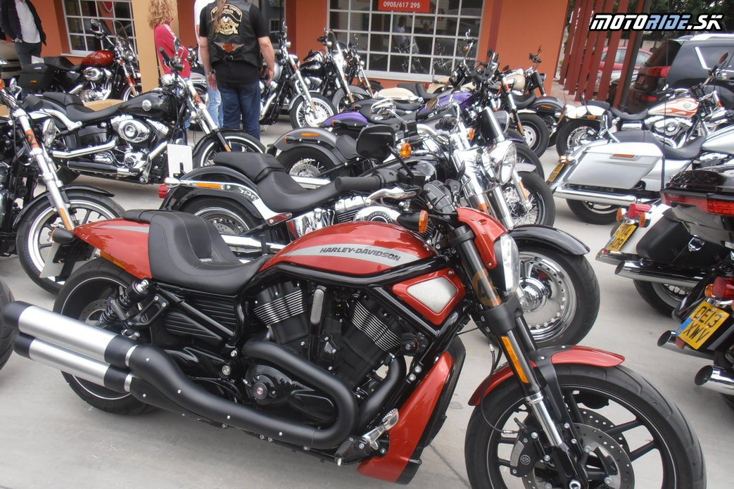 Harley - Davidson The Beast - Night Rod Special