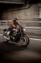 Spitfire 09 by Macco Motors - Honda CB 750 Nighthawk 2002