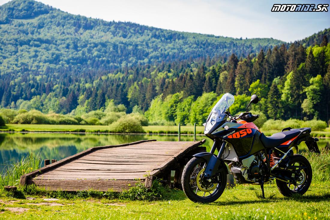 porovn225va�ka 4x ktm adventure 2015 Ľubľana � test rodinky