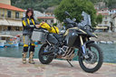 Touratech ESA pre BMW F800GS Adventure