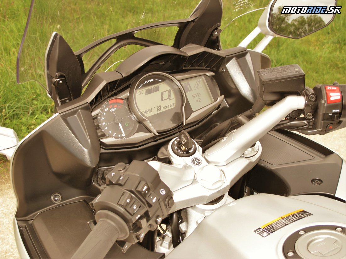 Yamaha FJR1300AS 2016