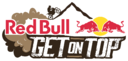 Red Bull Get on Top 2016 logo
