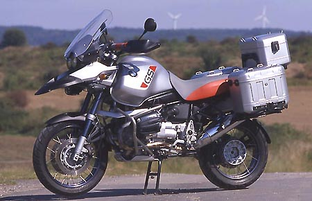 BMW R 1150 GS Adventure 2004