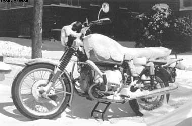 Ako neuložiť motorku na zimný spánok 01fc4a914c