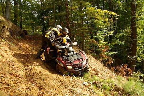 Can-Am Outlander Limited